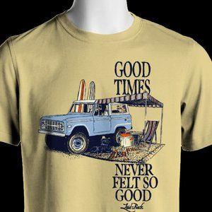 Comfort Colors Ford Bronco Preshrunk T-Shirt